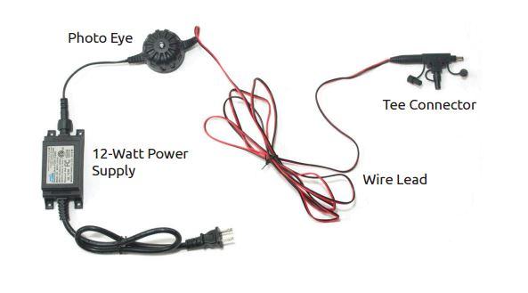 LED Wiring Step 1